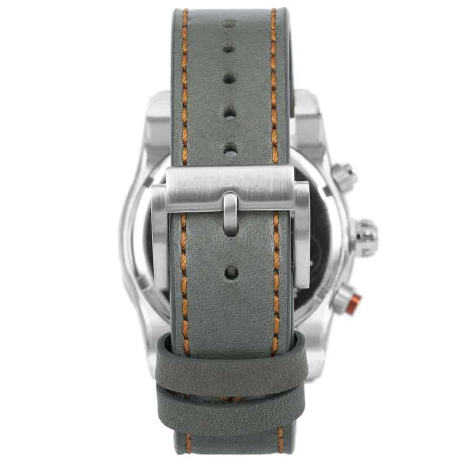 Prisma-P1591-heren-horloge-edelstaal-grijs-oranje-achterkant-l