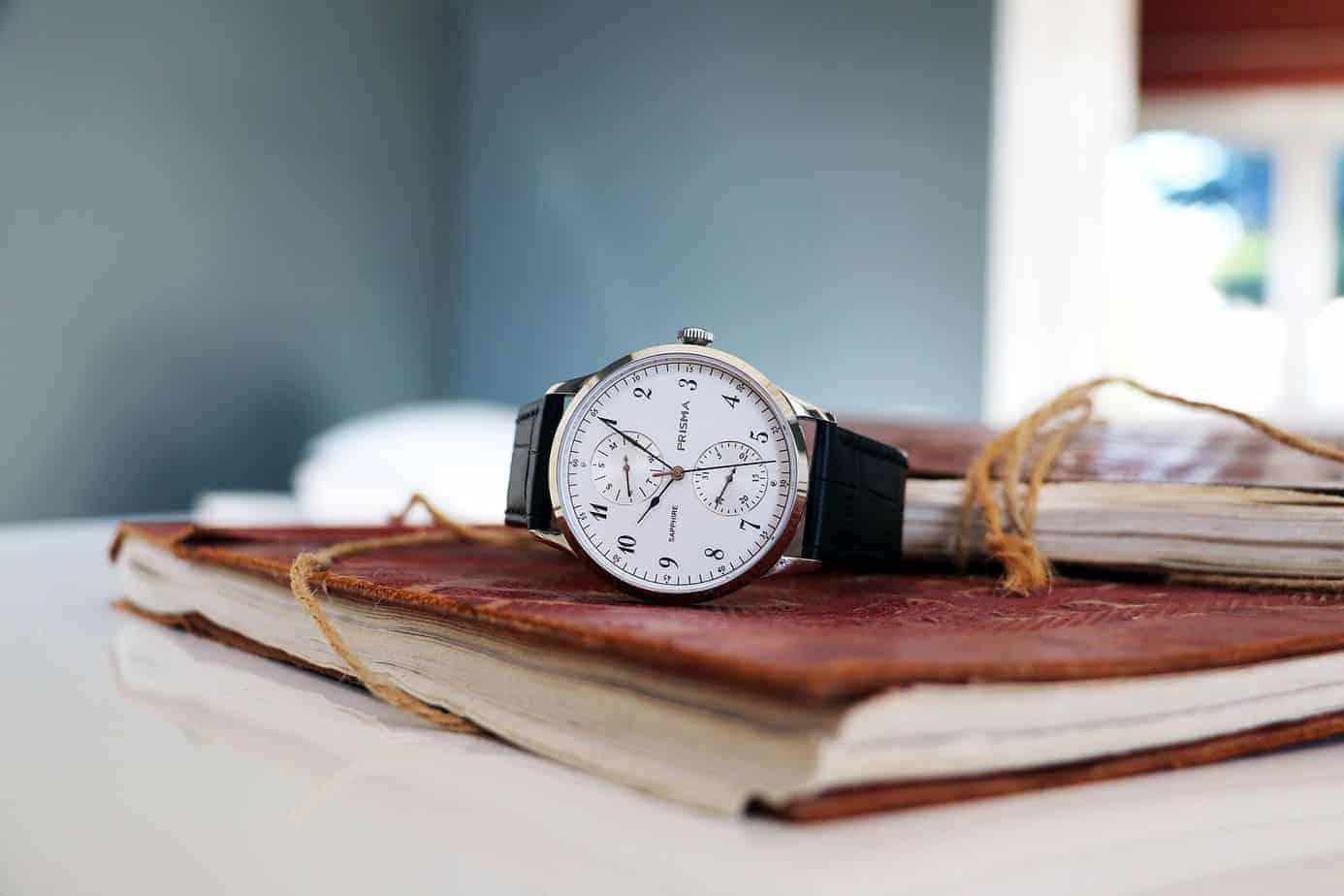 prisma traveller vigorous silver prisma horloges watches