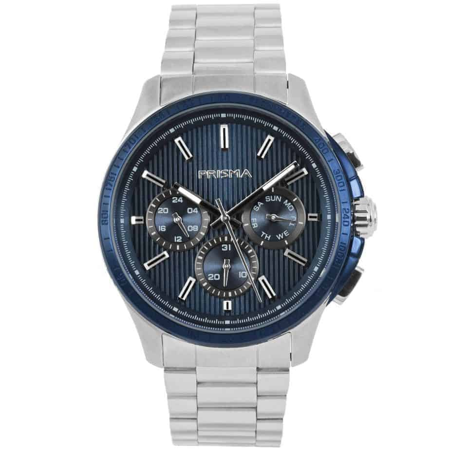 Prisma-watches-horloges-pattern-P1641-heren-horloge-multi-functie-edelstaal-l