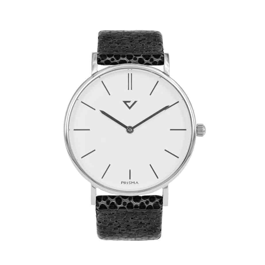 prisma 100% NL horloge zwart prisma 100%NL horloge special edition P1625-136G Prisma 100NL zwart horloge online kopen voorkant