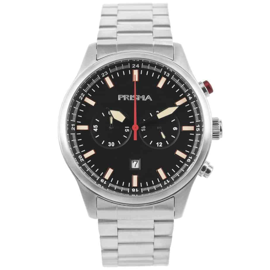 PRISMA P1840 HEREN HORLOGE CHRONOGRAAF WATCH