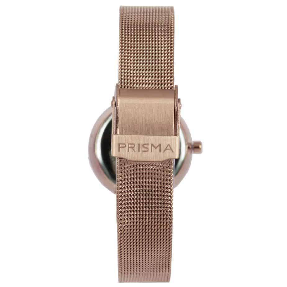 Prisma-P1456-dames-horloge-milanees-rosegoud-achterkkant-l