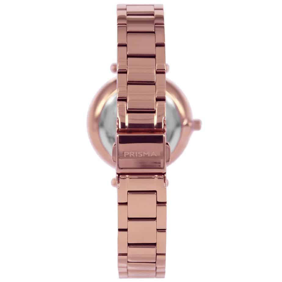 Prisma-P1978-dames-horloge-edelstaal-rosegoud-strass-achterkant-l