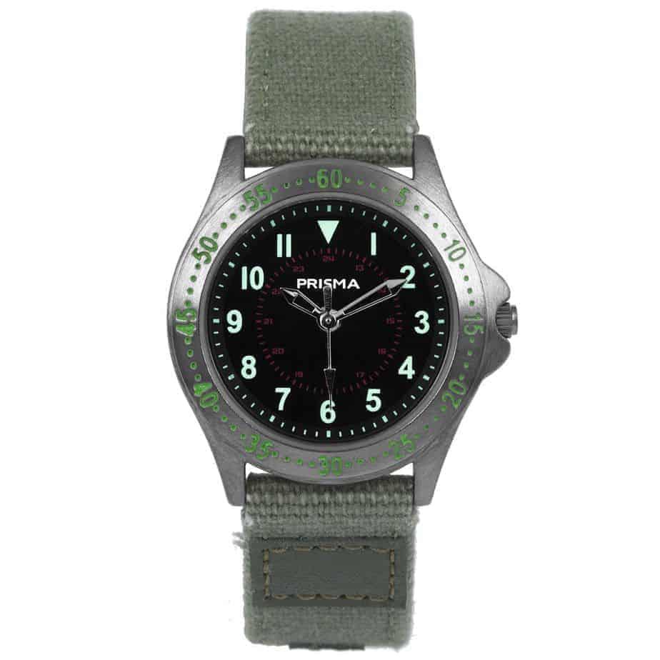 Prisma-CW255-jongens-horloge-bolk-groen-l