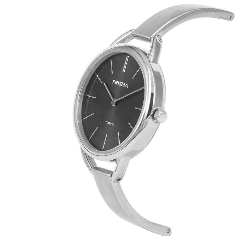 Prisma-P1479-dames-horloge-titanium-schuin