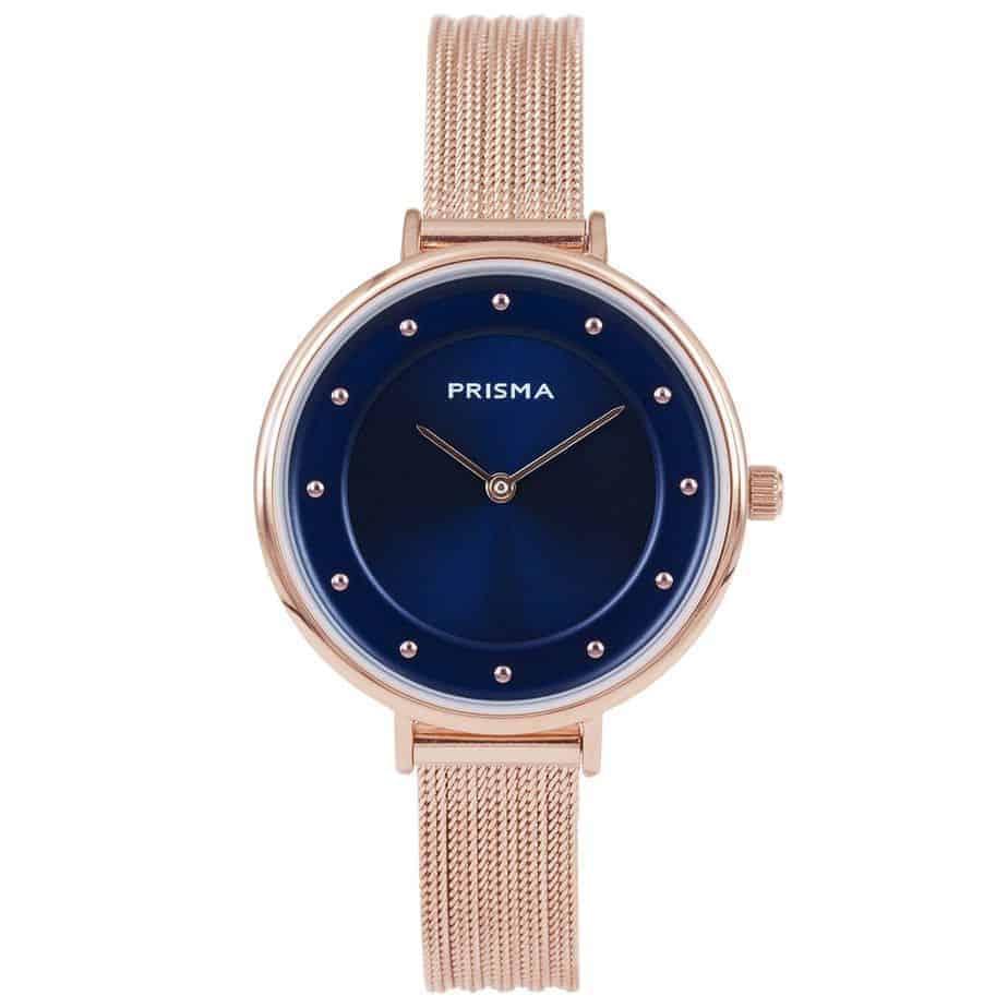 Prisma-P1874-dames-horloges-edelstaal-milanees-rosegoud-l