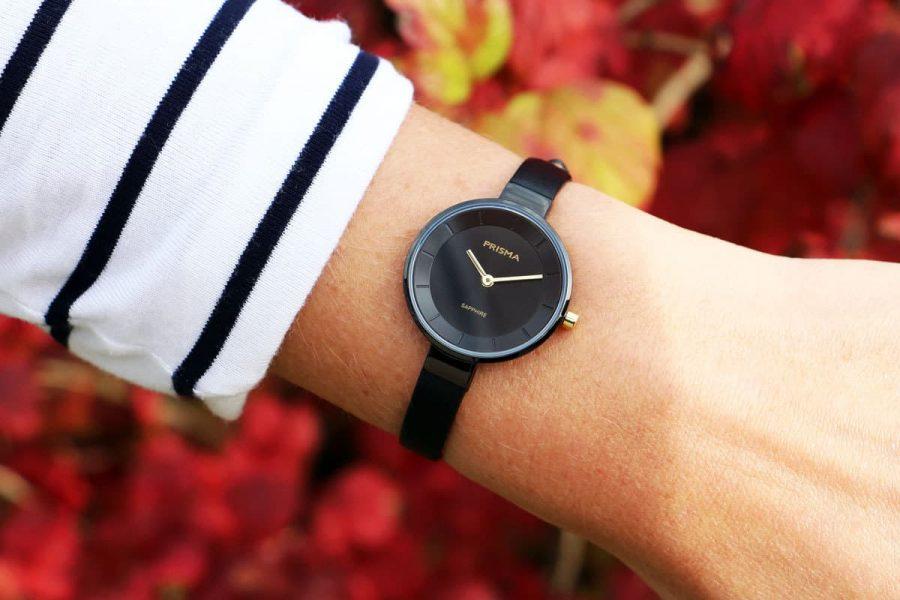 Prisma horloge dameshorloge Touch Rosegold ladies watch