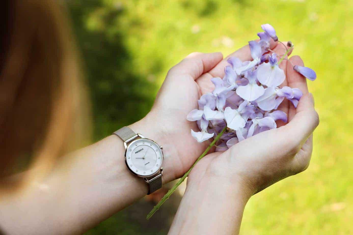 zomer horloge summer watch dameshorloge Pure Rhombic essential fashion