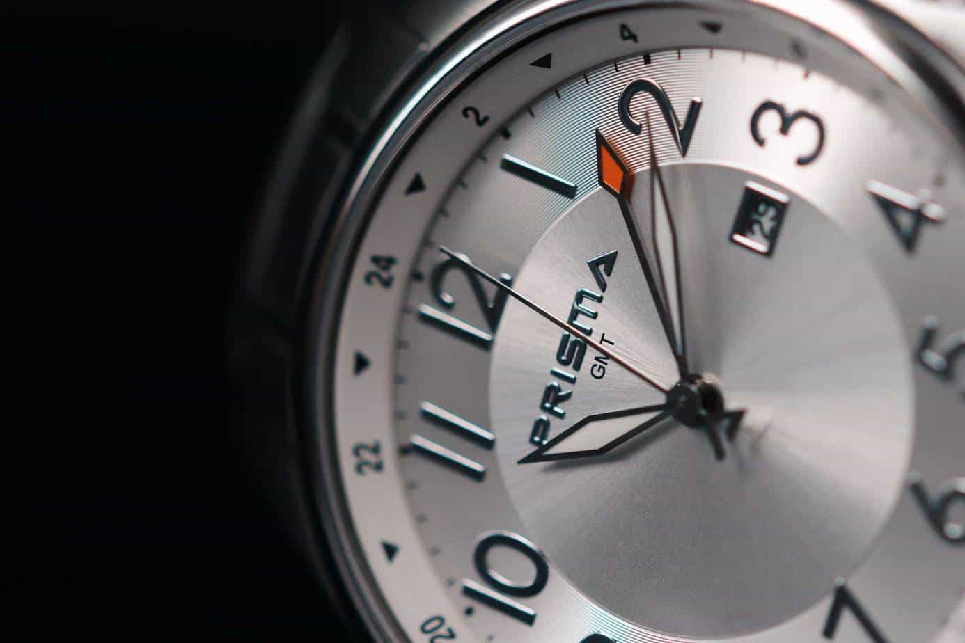 horloge functies GMT watch complications functions