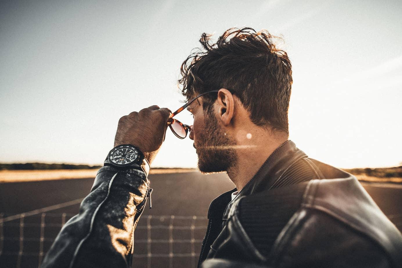prisma aviator watch horloge heren piloten horloge pilot watch