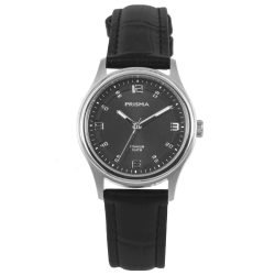 Prisma P1546 titanium 10 ATM dames horloge